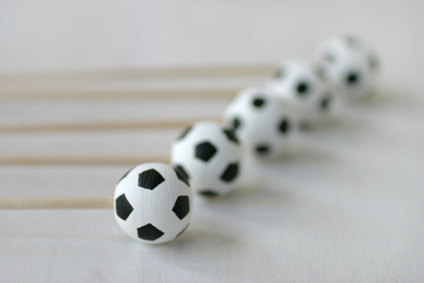 World Cup Swizzel Sticks | Oh Happy Day!