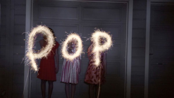 Taking Sparkler PHotos with your Cell Phone | Popchips