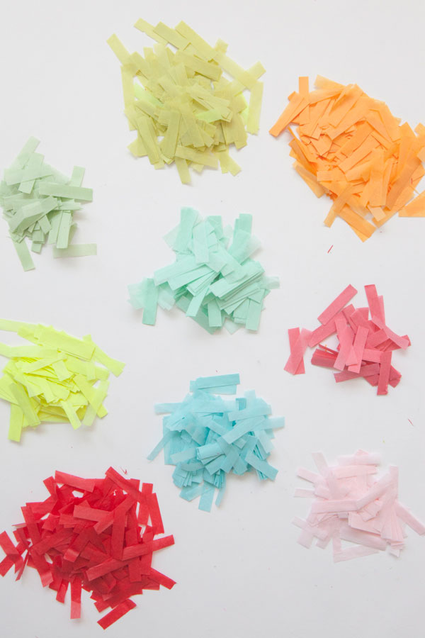 DIY Confetti Throwers | Oh Happy Day