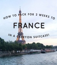 how-to-pack-for-france