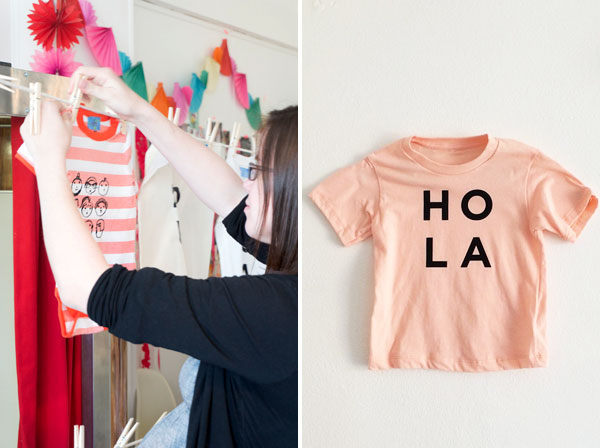 Craft Night: Screenprinting | Oh Happy Day!