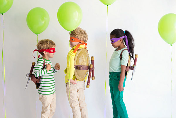 Modern Ninja Turtles Party