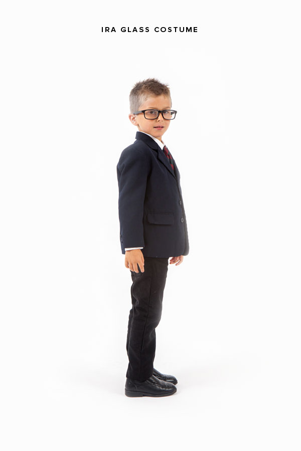 Ira Glass Costume | Oh Happy Day!