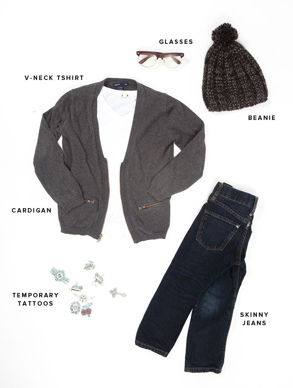 Hipster Costume | Oh Happy Day!