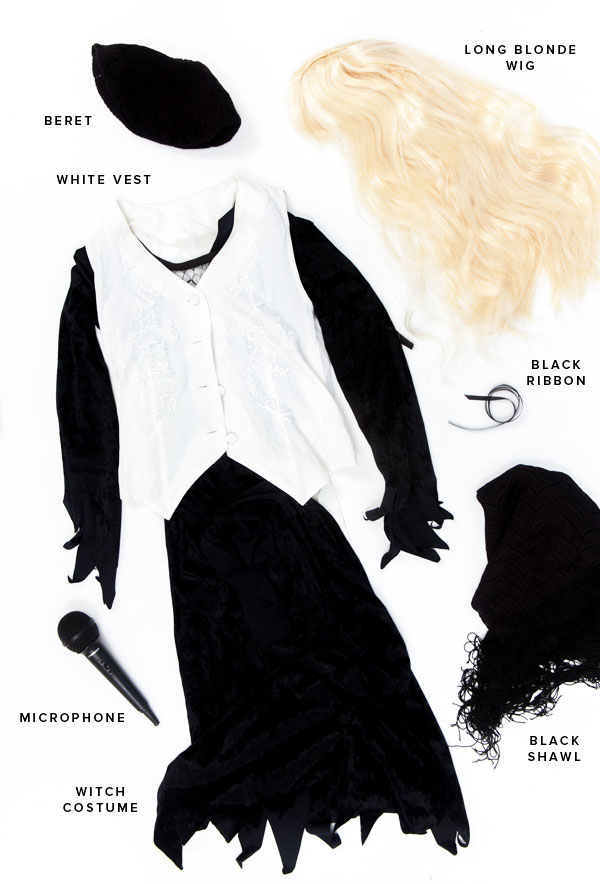 Little Musicians Costumes: Stevie Nicks | Oh Happy Day!