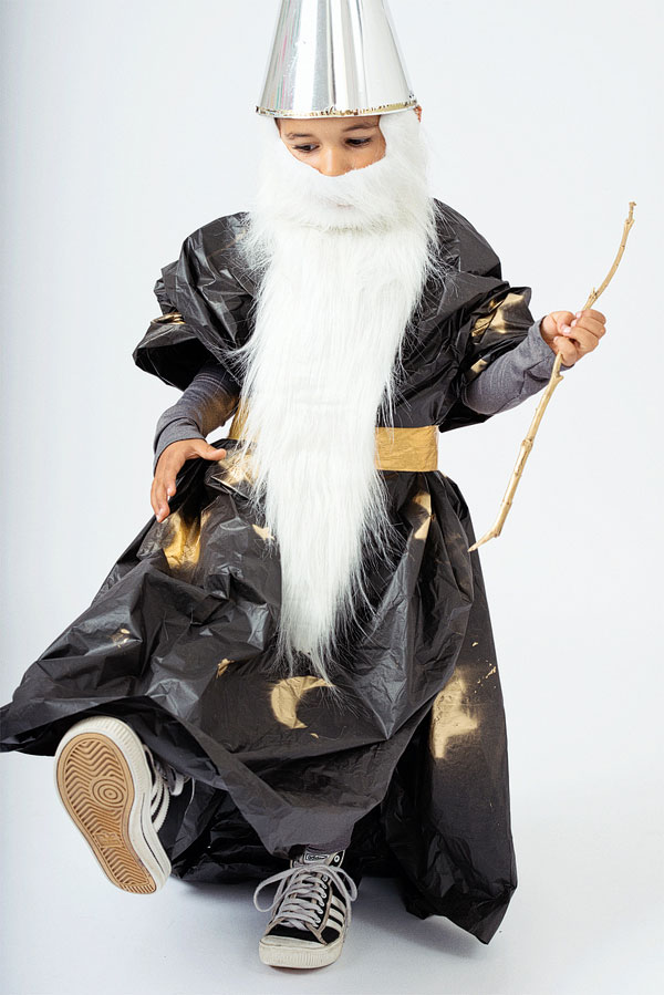 Wizard Costume | Oh Happy Day!