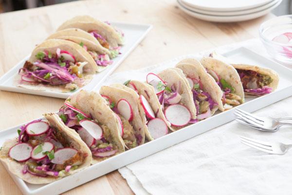 Fish Taco Recipe | Oh Happy Day