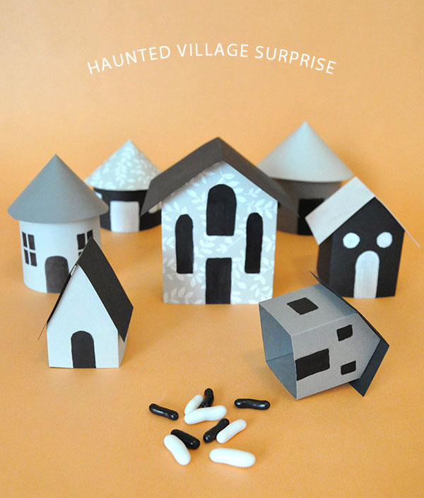 Haunted Village Surprise | Oh Happy Day!
