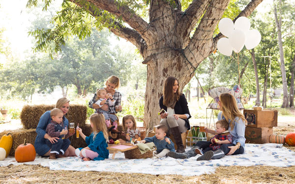 Tips for a Fall Picnic Party