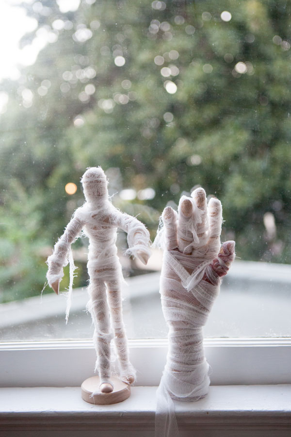 Mini Mummies DIY | Oh Happy Day!