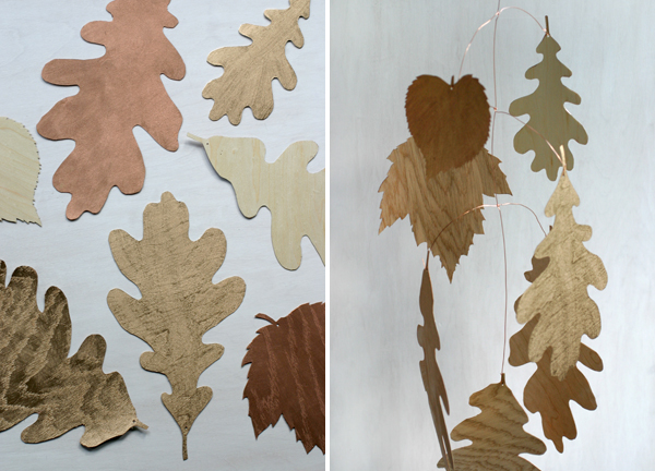 Matisse Inspired Autumn Mobile | Oh Happy Day!