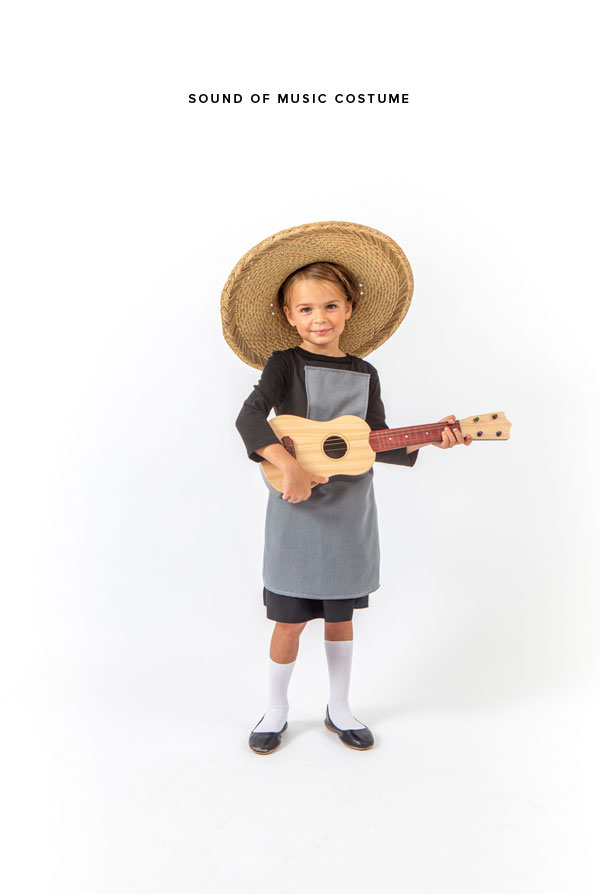 Sound of Music Costume | Oh Happy Day!