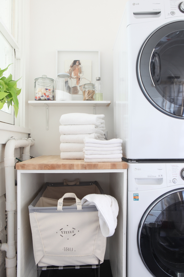 5 Tips to Organizing your Laundry Room