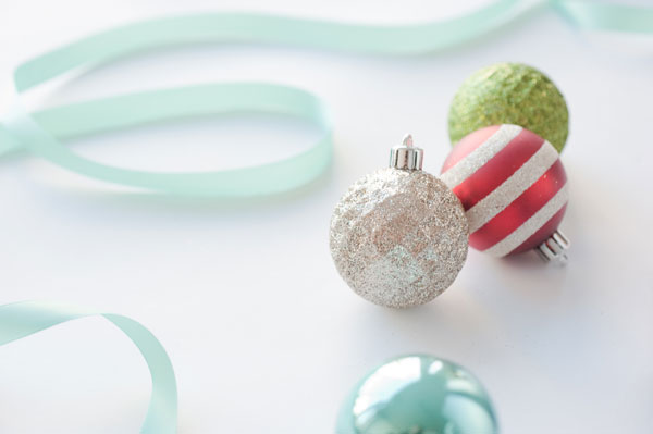 DIY Ornament Clusters | Oh Happy Day!