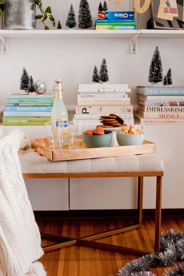 Modern Holiday Decorating | Oh Happy Day!