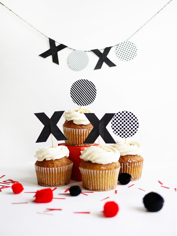 Printable XOXO Party | Oh Happy Day!