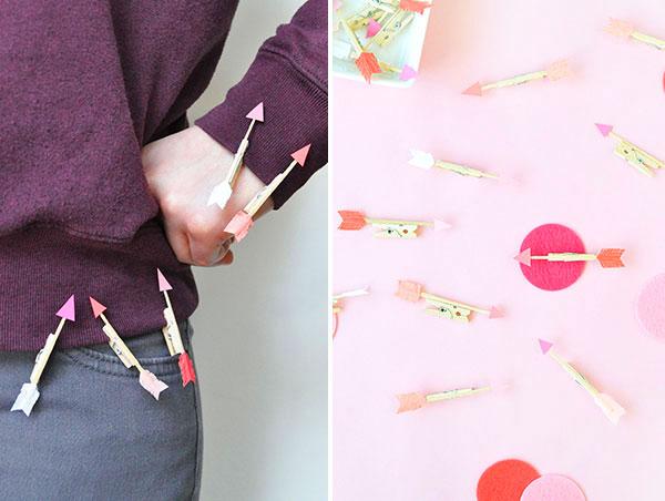 DIY Valentine Arrow Game | Oh Happy Day!