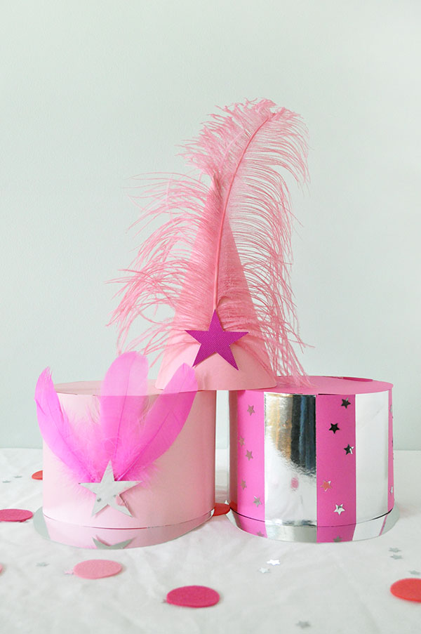 Majorette Party Hats | Oh Happy Day!