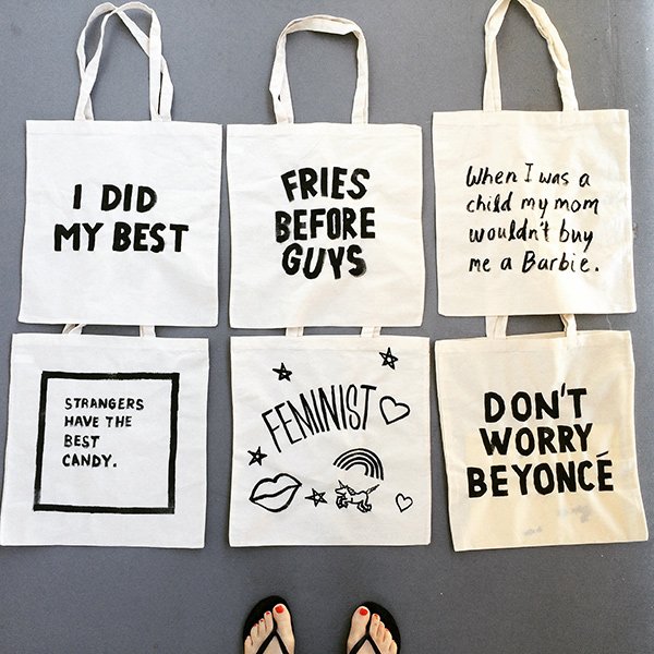 Easy Guest Gift Bags   Oh Happy Day!