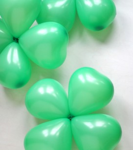 Shamrock Balloons | Oh Happy Day!