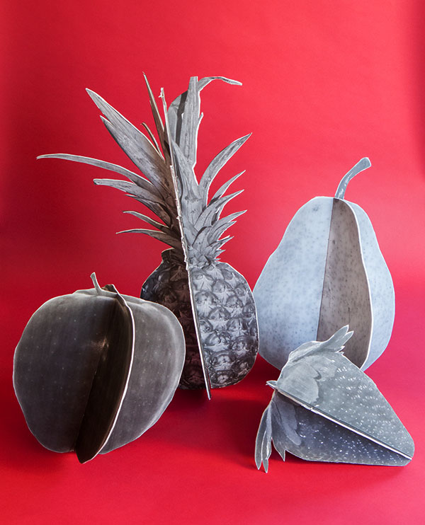 Giant Fruit Photo Booth Props | Oh Happy Day!