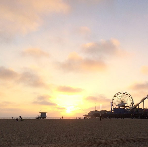 Travel to: Los Angeles   Oh Happy Day!