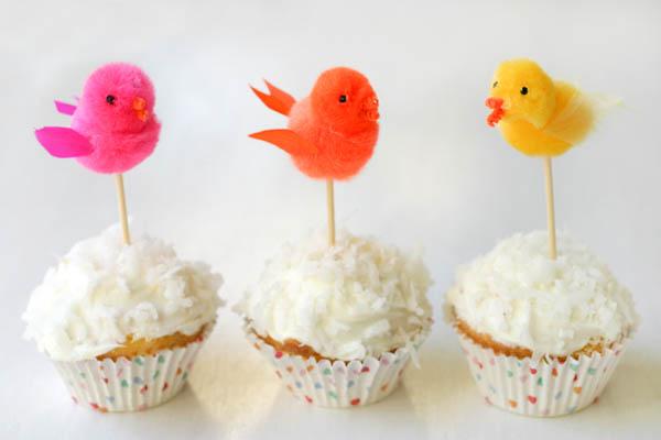 Pom Pom Bird Picks   Oh Happy Day!
