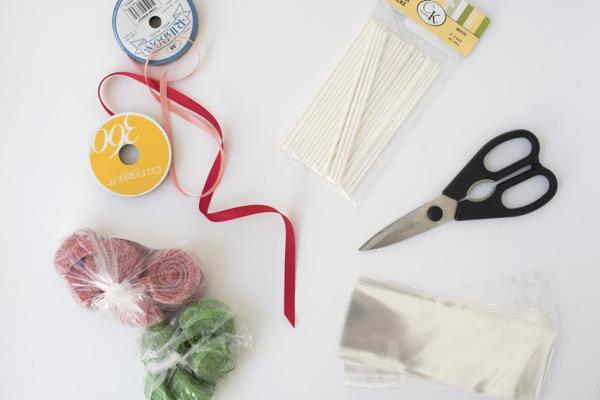 Flower Candy Lollipop Favor DIY | Oh Happy Day!
