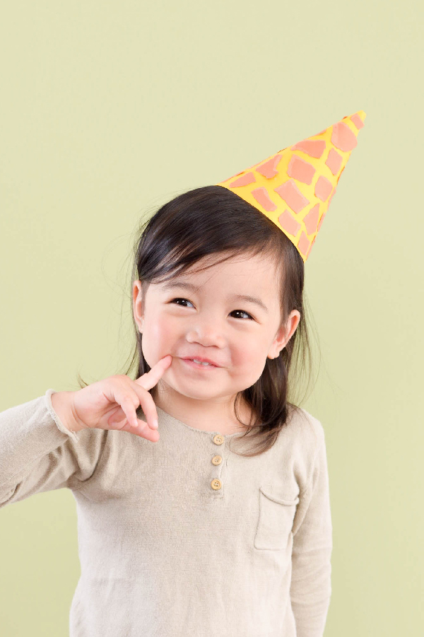 Giraffe Party Hat | Oh Happy Day!