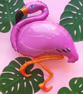 flamingoballoon
