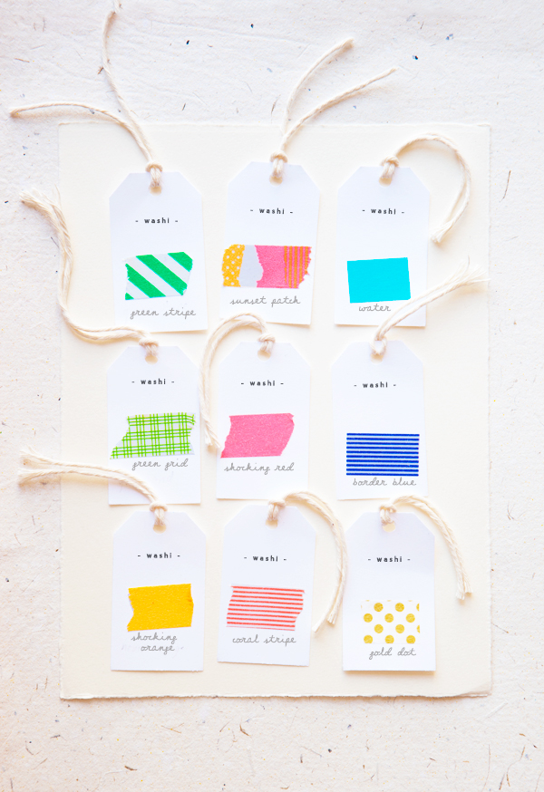 Washi Tape Collection | Oh Happy Day!