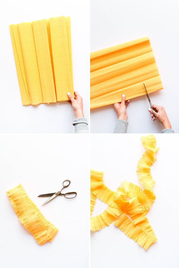 Basic Fringe DIY | Oh Happy Day!