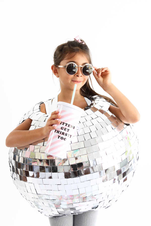 Disco Ball Costume | Oh Happy Day!