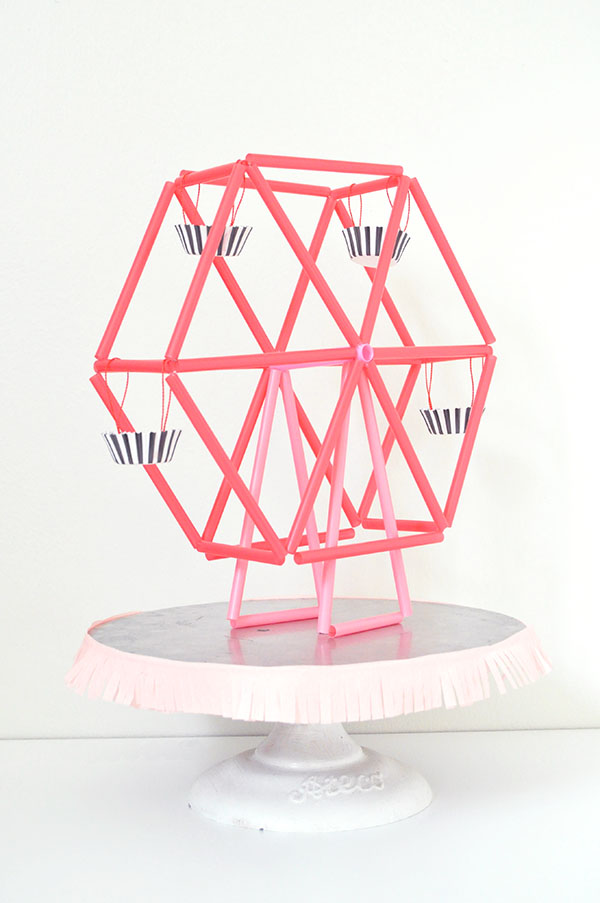 Mini Ferris Wheel | Oh Happy Day!