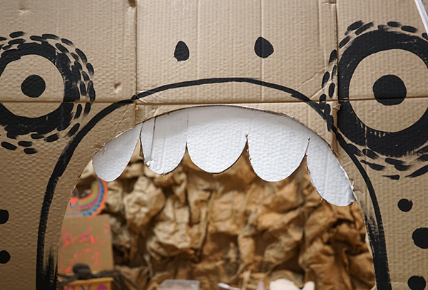 DIY Haunted House | Oh Happy Day!