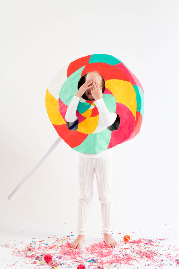 Lollipop Costume | Oh Happy Day!