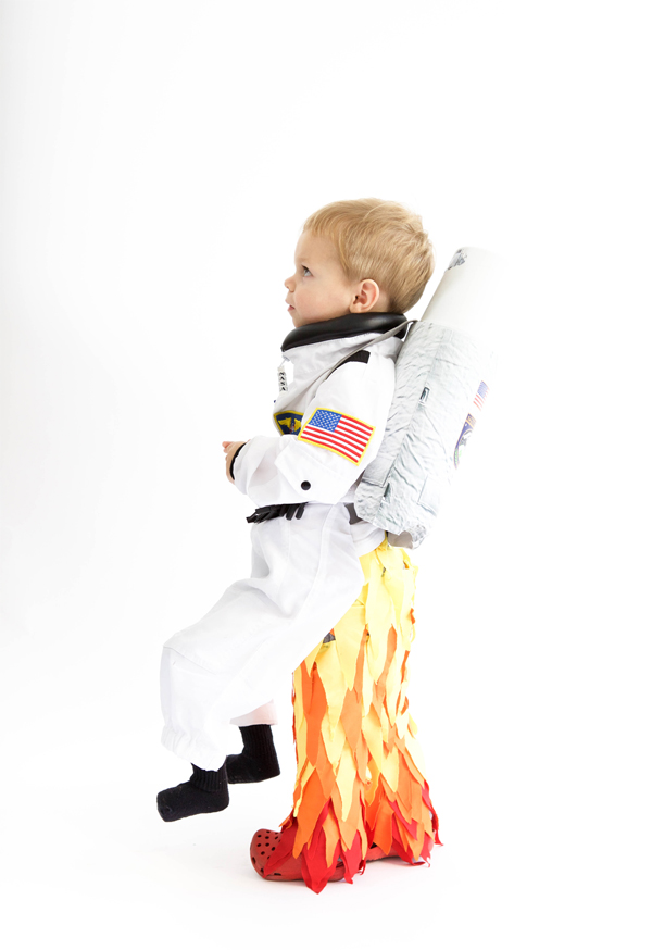 Rocket Astronaut Costume | Oh Happy Day!