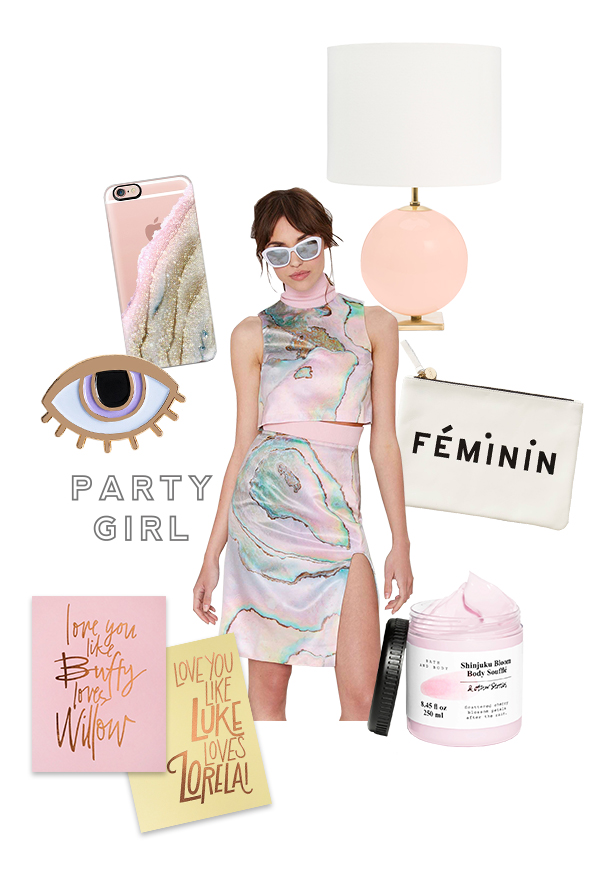 Party Girl | Oh Happy Day!