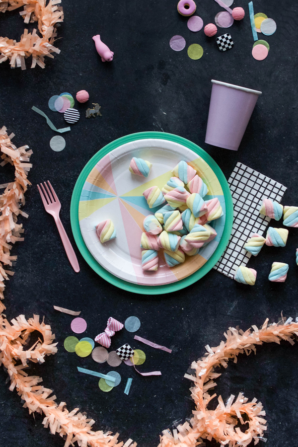 A Pastel Party!   Oh Happy Day!