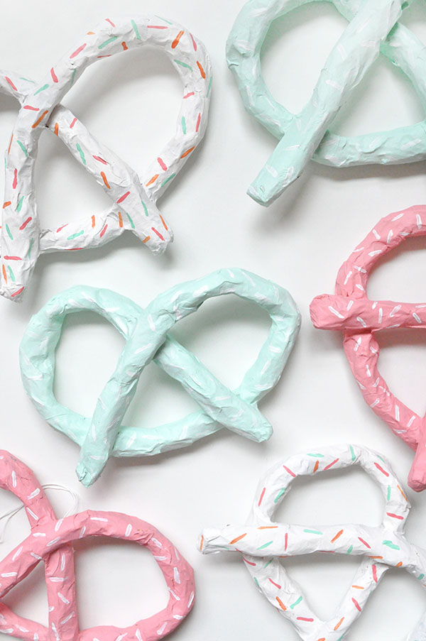 Pastel Pretzel Party | Oh Happy Day!