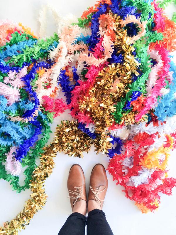 Festive Festooning | Oh Happy Day!