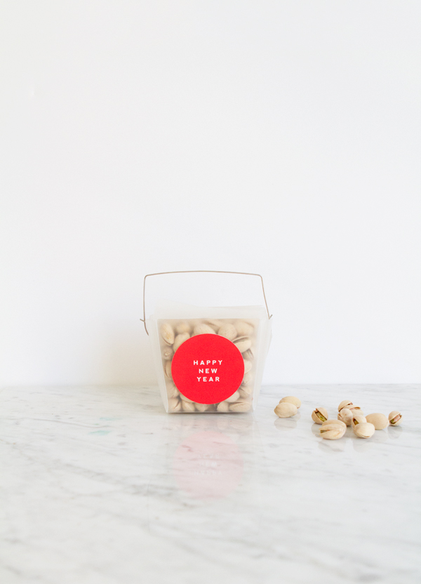 Edible Holiday Gifts | Oh Happy Day!