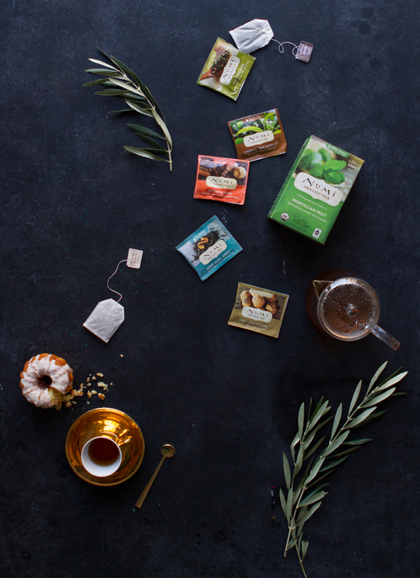 Tea Tasting Party | Oh Happy Day!