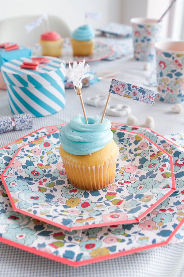 Liberty of London Party Supplies | Oh Happy Day!