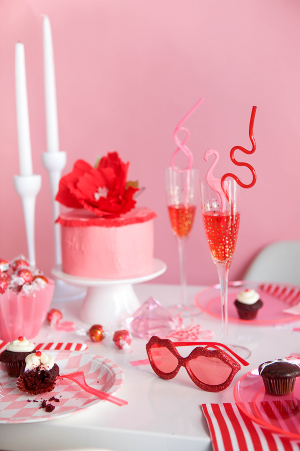 3 Steps for Throwing a Perfect Galentine's Day | Oh Happy Day!