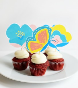 4_floral_cupcake_toppers