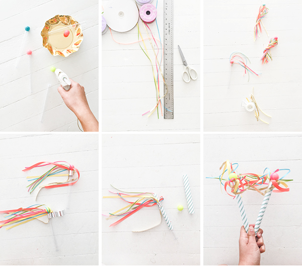 DIY Maypole Confetti Favors | Oh Happy Day!