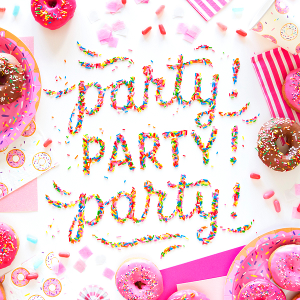 Party Party Party | Oh Happy Day!
