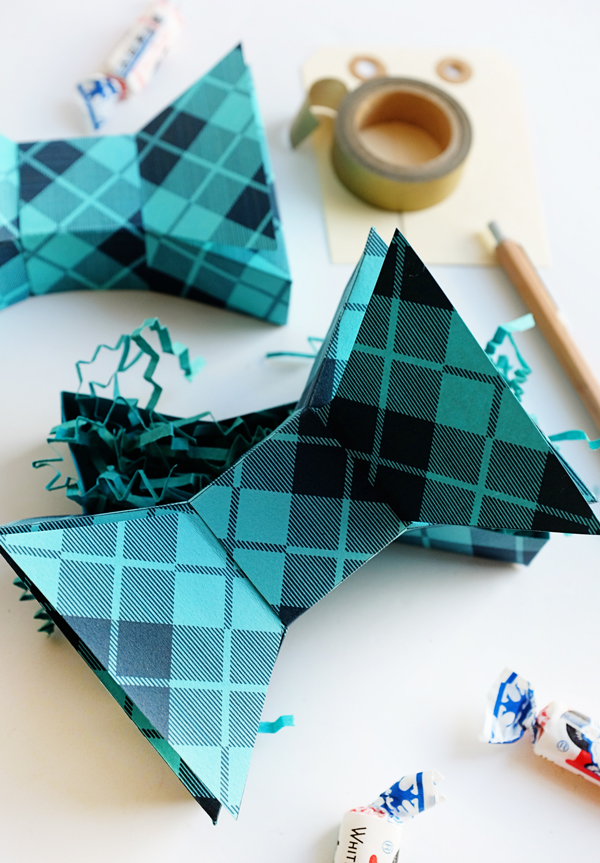 Father imprimable Day Bowtie Box |  Oh Happy Day!