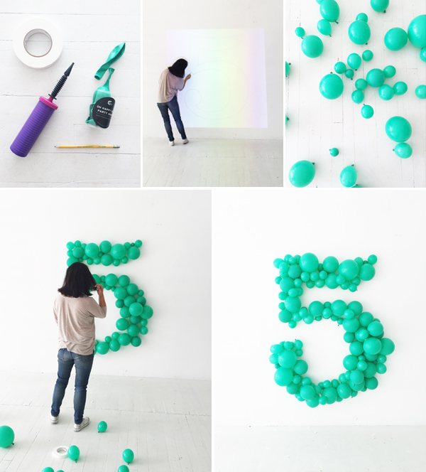 how to make balloon tails